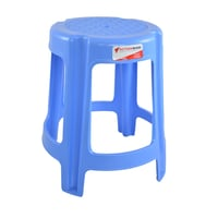 100% Virgin Plastic Round Stool