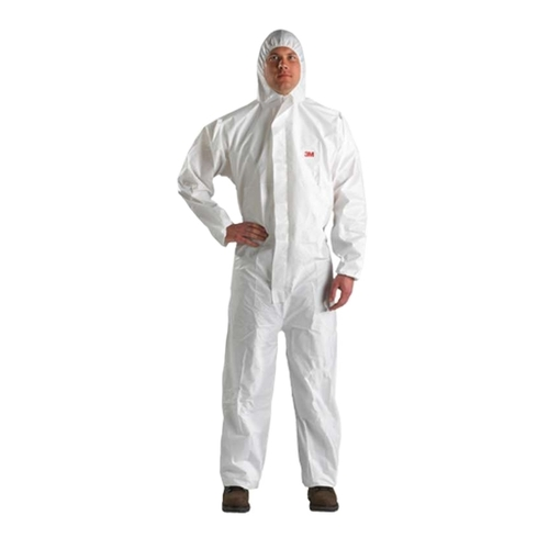 Disposable Medical Overall with Hood