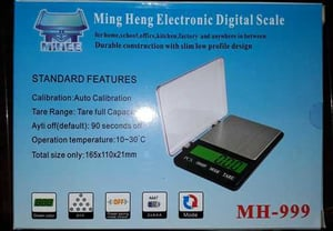 Electronic Digital Scale Meter