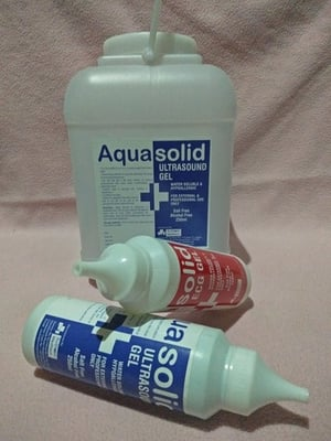 Acoustically Efficient Sonography Gel
