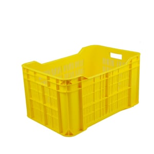 Strong Plastic Vegetable Crate