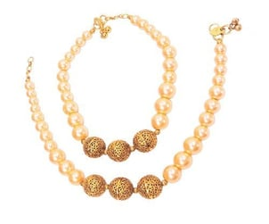 Skin Friendly Beads Anklets (Payal)