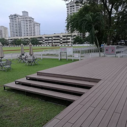 Outdoor WPC Composite Decking