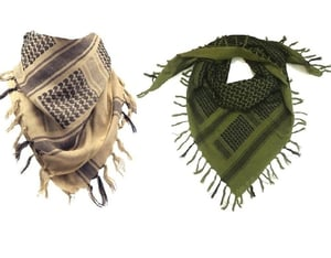 Heavy Cotton Desert Military Tactical Shemagh Scarf