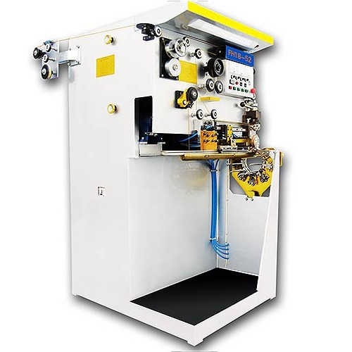 Semi-Automatic Front Feeding Can Body Side Seam Welding Machine