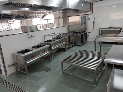 Commercial Kitchen Cooking Range at Best Price in Bengaluru ...