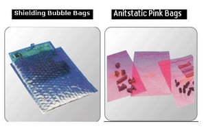 ESD Electrical Bag For Packaging