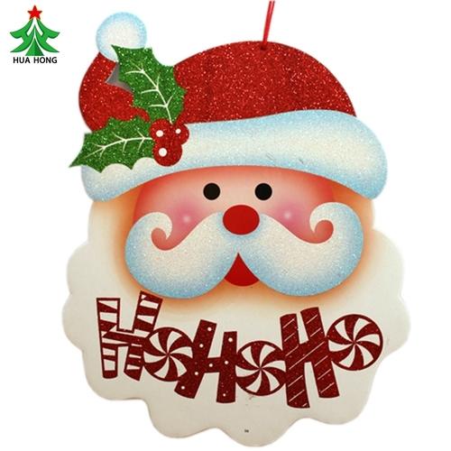 Hanging Christmas Decorations Santa Claus