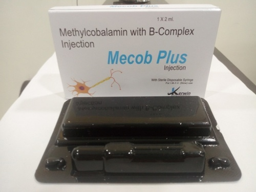 Mecobalamin with B- Complex