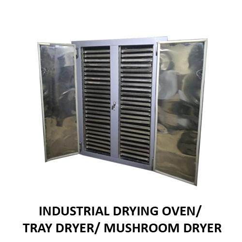Ss Tray Dryer Mushroom Dryer