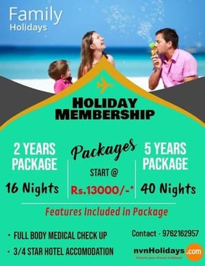 Holiday Packages Services