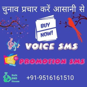 Promotional Voice SMS Services