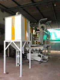 Pulse Processing Mill Plant