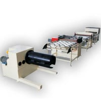Automatic Decoiler Uncoiler Leveller for Tin Coil Straight Cutting
