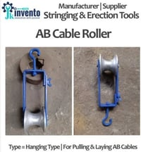 AB Cable Pulling Roller