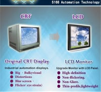 LCD CRT Display Replacement Service for Monitor