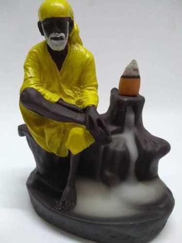 Sai Baba Smoke Backflow Burner