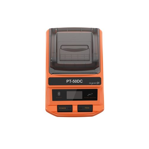 High Quality Pt- 50dc Mini Portable Direct Thermal Label Printer