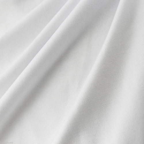 Exceptionally Soft Bleached White Shirting Fabrics