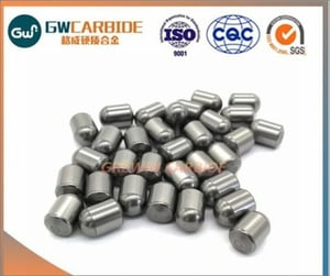 Tungsten Carbide Mining Buttons For Coal And Rock
