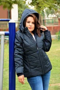Ladies Snow And Wind Cheater Jacket