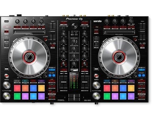 Balanced XLR Outputs DJ Mixer