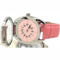 Braille Ladies Wrist Watch