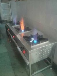 Cooking LPG Gas Burners