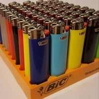 Easy To Use BIC Lighter