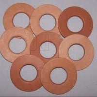 Pure Leather Ring Washers