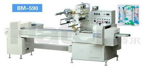 Automatic Feeding High Speed Non-Tray Packing Machine