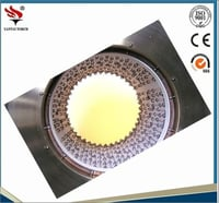 Diffusion Furnace MoSi2 Heater For Semiconductor