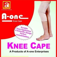 Highly Elastic Fabric Knee Cap