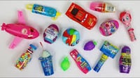 Multi Flavor Toy Candy
