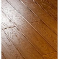 Glossy Wooden Wall Flooring