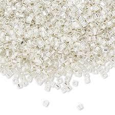 Round Transparent Glass Beads
