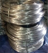 Silver Industrial Aluminum Wire