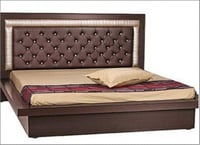 Termite Proof Wooden Double Bed