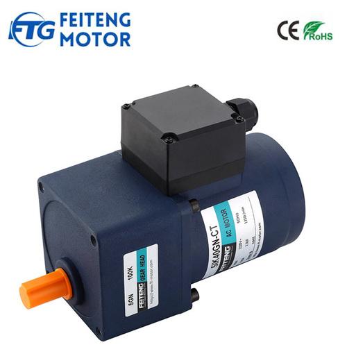AC DC Speed Gear Reducer Motor