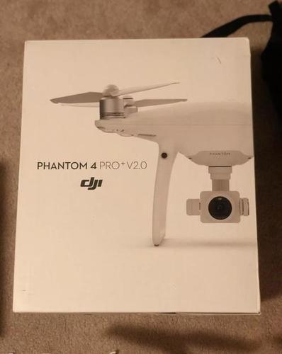 DJI Phantom Drone (4 Pro+v2.0)