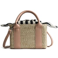 Modern Style Straw Bags