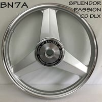 Splender Bike Alloy Wheels