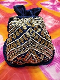 Wedding Gift Gota Patti Potli Bag
