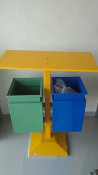 Optimum Strength FRP Dustbin