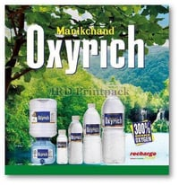 Packaged Mineral Drinking Water