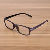 Purple Color Optical Glasses