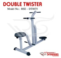 Rust Resistance Double Twister