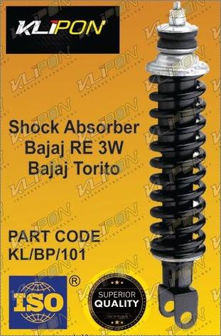 Shock Absorber Bajaj Three Wheeler Parts