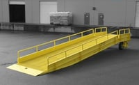 Electro Hydraulic Dock Ramp