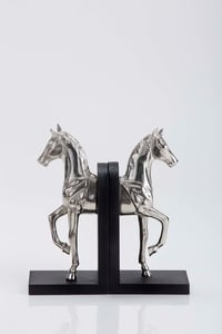 Long Lasting Horse Bookends